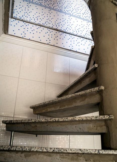 Escada Caracol 9 Car Interior Design