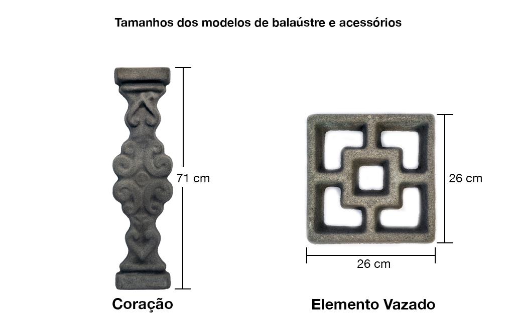 Desenho Técnico Balaústre 2
